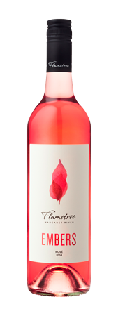 Flametree Embers Rose 2014