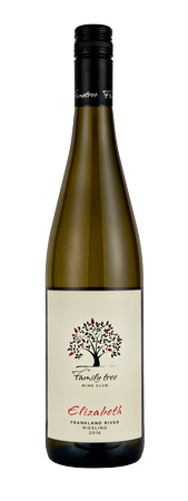 Family tree 'Elizabeth' Riesling 2016