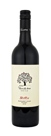 "Family Tree ""Billie"" Malbec 2018"