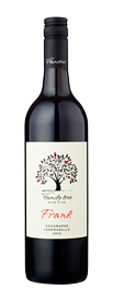 Family tree 'Frank' Tempranillo 2012